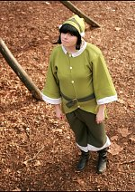 Cosplay-Cover: Toph BeiFong [Christmas Elf]