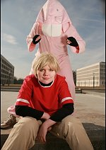 Cosplay-Cover: Rufus der Nacktmull