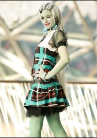 Cosplay-Cover: Frankie Stein ~Monster High~
