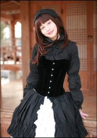 Cosplay-Cover: Polaris (Gothic Lolita)