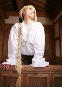 Cosplay-Cover: Rapunzel ~Tower~