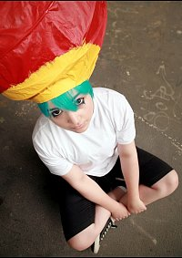 Cosplay-Cover: Fran - Apple Hat