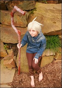 Cosplay-Cover: Jack Frost [RotG]
