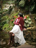 Cosplay-Cover: Mikasa Ackermann [ミカサ・アッカーマン] ✵ Casual Clothes