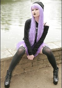 Cosplay-Cover: Violet