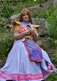 Cosplay-Cover: Princess Zelda [Ocarina of Time]