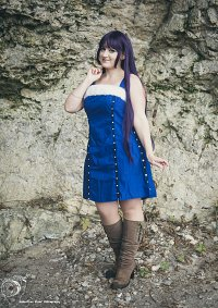 Cosplay-Cover: Rei Hino [Herbstdress]