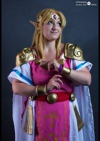 Cosplay-Cover: Princess Zelda [A Link between Worlds]