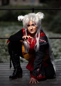 Cosplay-Cover: Inuyasha [Hatorion Fanart]