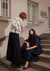 Cosplay-Cover: Sado - Mariko Shinoda (Majisuka Gakuen)