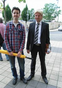 Cosplay-Cover: Barney Stinson (How I Met Your Mother)