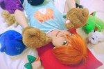 Cosplay-Cover: Rin Hoshizora [Pyjama   Animal Version 1]