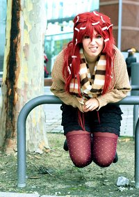 Cosplay-Cover: Flaky [Gijinka]
