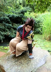 Cosplay-Cover: Terra[Birth by Sleep]