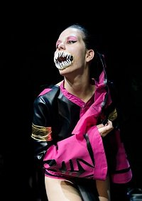 Cosplay-Cover: Mileena