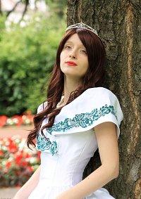 Cosplay-Cover: Prinzessin Elisabeth  von Bayern