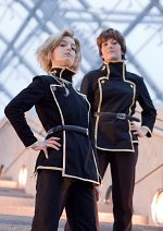 Cosplay-Cover: Suzaku Kururugi - Ashford Uniform