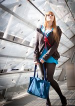 Cosplay-Cover: Mikuru Asahina - Winteruniform