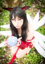 Cosplay-Cover: Ahri