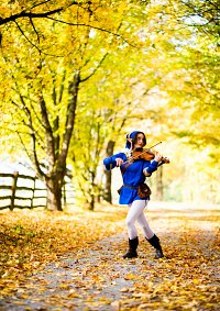 Cosplay-Cover: Lindsey Stirling - Zelda Medley