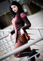Cosplay-Cover: Asami