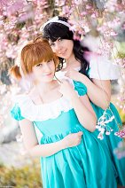 Cosplay-Cover: Tomoyo Daidouji (Hanami Fee)