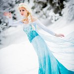 Cosplay: Elsa