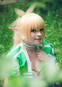 Cosplay-Cover: Leafa [ リーファ]