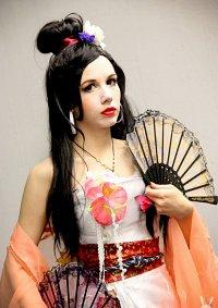Cosplay-Cover: Mulan -  Burlesque Version