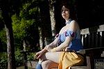 Cosplay-Cover: Gunner Snow White 「DDP」