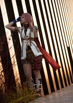 "Cosplay-Cover: Claire ""Lightning"" Farron"