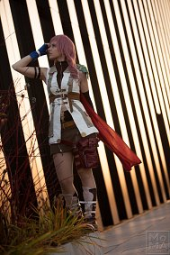 """Cosplay-Cover: Claire """"Lightning"""" Farron"""