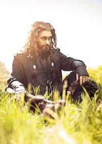Cosplay-Cover: Thorin Eichenschild (Leinenhemd Version)