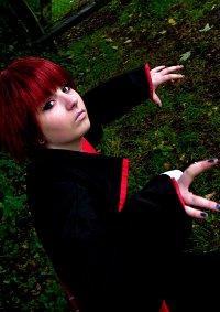 Cosplay-Cover: Akasuna no Sasori