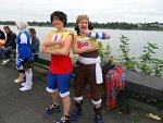 Cosplay-Cover: Lysop (Davy Back Fight)