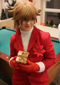 Cosplay-Cover: Mark Kruger [Christmas]