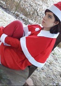 Cosplay-Cover: Gianluca Zanardi [Christmas]
