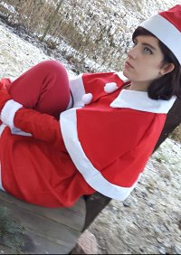 Cosplay-Cover: Gianluca Zanardi [Christmas]