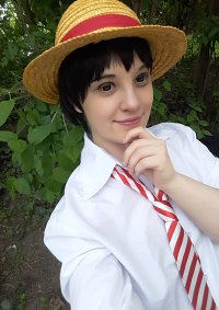 Cosplay-Cover: Monkey D. Luffy [Opening 12]