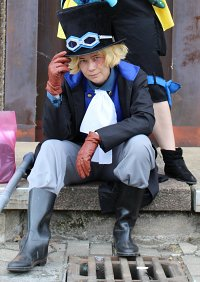 Cosplay-Cover: Sabo
