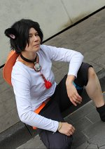 Cosplay-Cover: Portgas D. Ace - Neko-Version