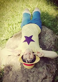 Cosplay-Cover: Monkey D. Luffy [Child Version 3]