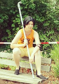 Cosplay-Cover: Portgas D. Ace - Kinderversion 3