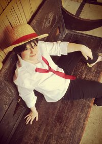 Cosplay-Cover: Monkey D. Luffy [Red Band Version]
