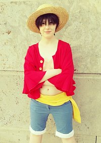 Cosplay-Cover: Monkey D. Luffy [Basic 2yl]