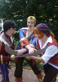 Cosplay-Cover: Morgan LeFlay [Tales of Monkey Island]
