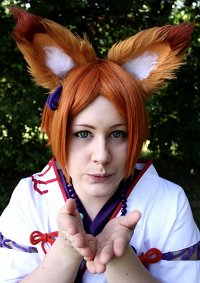 Cosplay-Cover: aoi yuuta - ghostly fox