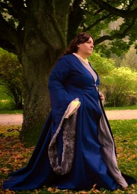 Cosplay-Cover: Catelyn Stark - Lady of Winterfell