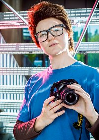Cosplay-Cover: Peter Parker [The Amazing Spiderman]