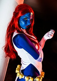 Cosplay-Cover: Mystique (Comic)